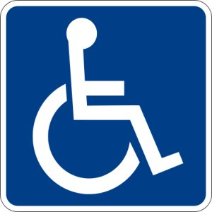 ADA, Wheelchair