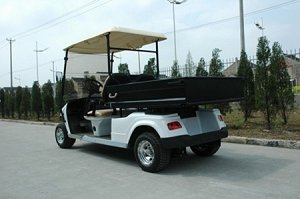 CitEcar 2 Passenger Utility XL Golf Cart